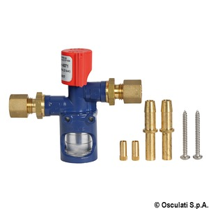 Gas leak detector title=