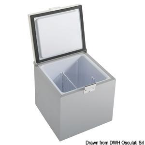 Ψυγείο/καταψύκτης με άνοιγμα από επάνω ISOTHERM Cruise 40 Cubic από 40 l title=