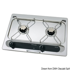 Recessed model DOMETIC title=
