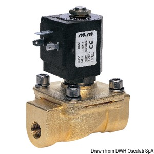 Electro-valve title=