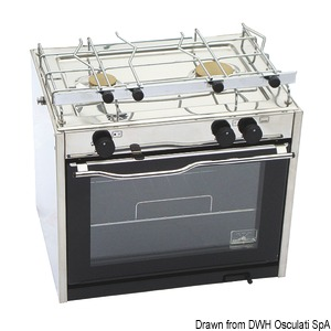 TECHIMPEX kitchens with oven