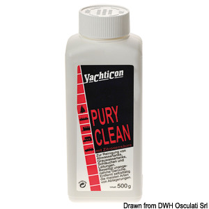 YACHTICON PURYCLEAN disinfectant and cleansing agent title=