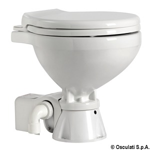 WC SILENT Compact - standard bowl title=