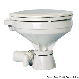 WC SILENT Comfort - big bowl title=