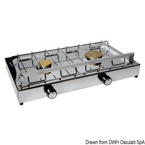 Two burner cooker title=
