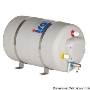ISOTEMP INDEL WEBASTO MARINE boiler - SPA series title=