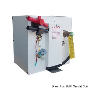 WHALE 12V electrical water heater