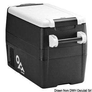 TRAVEL BOX portable fridges ISOTHERM title=