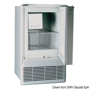 U-LINE automatic ice maker title=