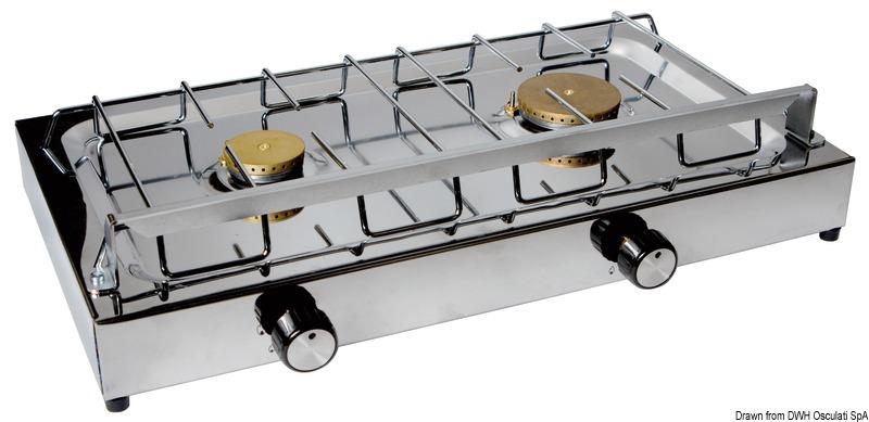Fornello a due fuochi - Piano cottura portatile ...