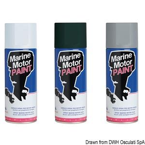 Antifouling Marine Motor Paint