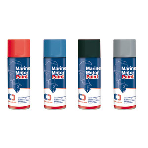 Acrylic Spray Paint  - Marine Motor Paint with Eco-Friendly propellant