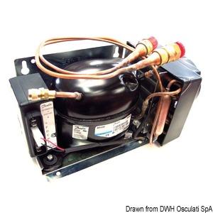 ISOTHERM refrigerating unit by Indel Webasto Marine title=