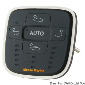 MENTE-MARINE control panel for flap automatic management title=