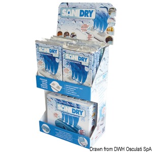 SANIDRY gel dehumidifier title=