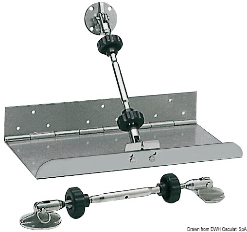 Osculati Mechanical Set For Trim Flaps