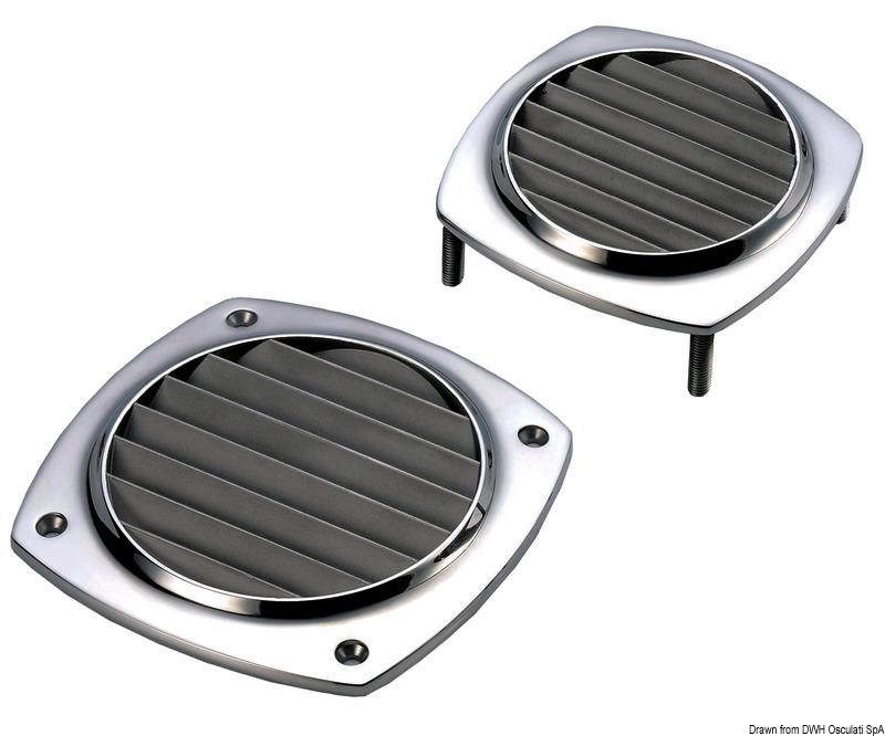 Presa d 39 aria in acciaio inox aisi 316 microfuso e lucidato - Presa d aria cucina ...