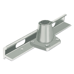 Stanchion base for Toerail title=