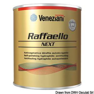 Необрастающая краска VENEZIANI Raffaello title=