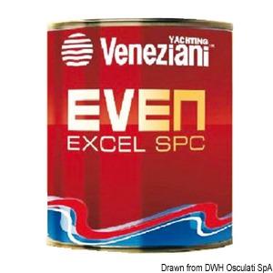 Самополирующая необрастающая краска на медной основе VENEZIANI Even Excel SPC title=
