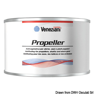 VENEZIANI Propeller antifouling paint title=