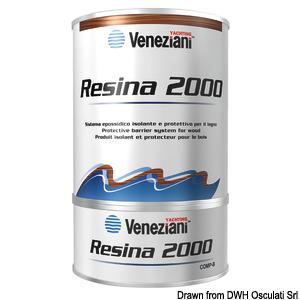 Αστάρι VENEZIANI Resina 2000 title=