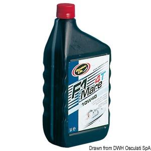 GENERAL OIL Marine Speed 4-stroke-10W40
