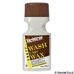 Detergente e lucidatore YACHTICON Wash and Wax title=