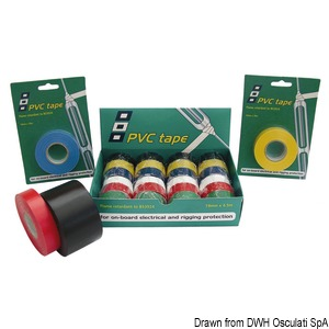 PSP MARINE TAPES flame retardant PVC insulating tape