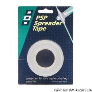 PSP MARINE TAPES laminated rayon adhesive tape title=