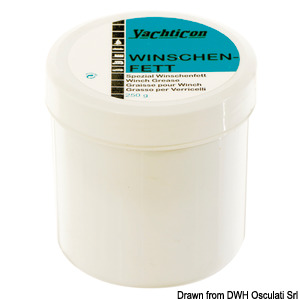 Lubrificante YACHTICON Winch Grease