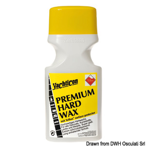 Προστατευτικό κερί  YACHTICON Hard Wax title=