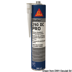 SIKAFLEX 290 Elastischer Einkomponenten-Polyurethankleber DC PRO