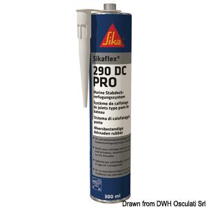 Однокомпонентный эластичный полиуретан SIKAFLEX 290 DC PRO