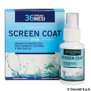 Idrorepellente per parabrezza NANOPROM Screen coat title=