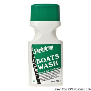 Detersivo YACHTICON Bio Boat Wash title=