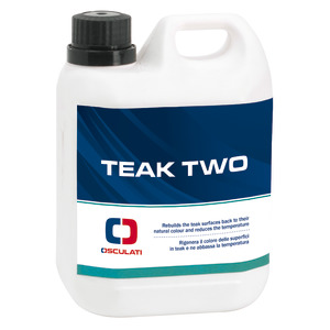 Teak Two color conditioner title=