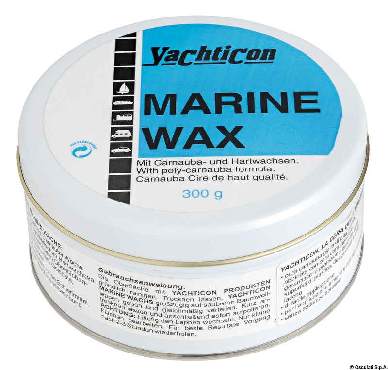 Vosak yachticon marine wax for 50 273