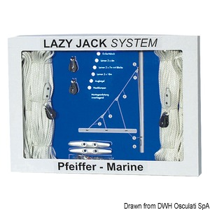 PFEIFFER sail accessories