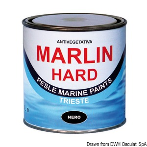 "Anti-fouling ""Marlin Hard"""