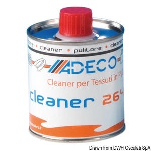 Adeco Cleaner and Thinner for inflatables title=