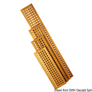 ARC grating for floors and gangways - 22-mm thickness title=