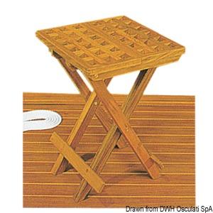 Preklopna stolica ARC od tika