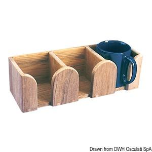 ARC 3-slot mug holder