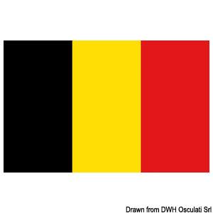 Flag - Belgium title=