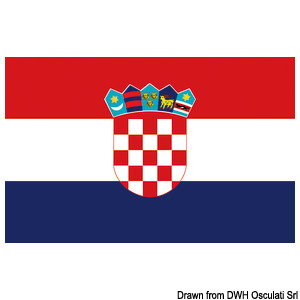 Flag - Croatia