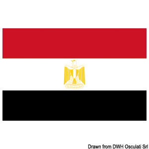 Флаг - Египет