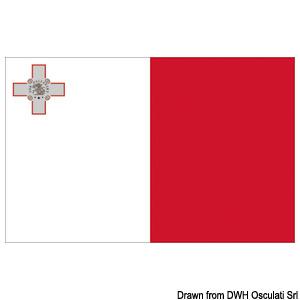 Flag - Malta title=
