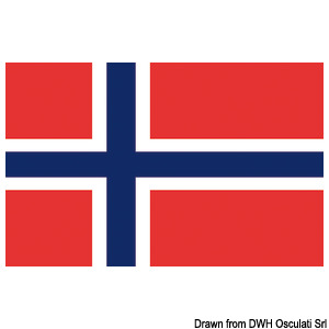 Flagge - Norwegen title=