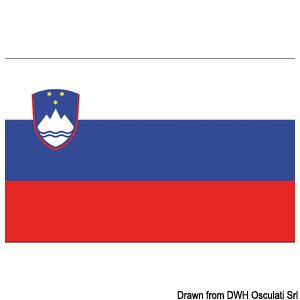 Flagge - Slowenien